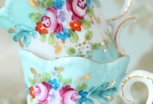 T is for Tea Pot / by Jennifer Ackley