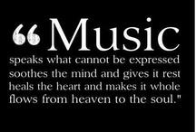 music inspires / Music, lyrics, songwriters  / by Christine Nese