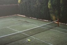 tennis / by Olivia Fordiani