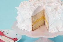 Desserts + Sweets