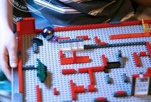 Lego Activities & Storage for Kids / DIY ideas for parents who have Lego kids / by Michael Baker