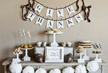 Thanksgiving Ideas & Crafts / by JJ Virgin