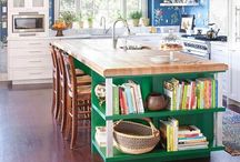 Kitchen island project / Remodeling our kitchen. Ideas and products  / by AllieRuth