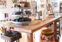 Creative Spaces Inspiration