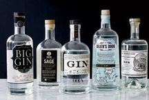 Gin / There is a world of great tasting gin out there