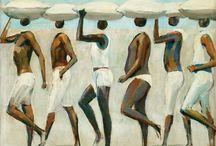 Art: Brazilian painters