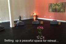 Events at Shanti 3 Yoga Studio in Weston / Workshops, Retreats and Special Classes at a lovely Yoga Studio / by A Caring Counselor