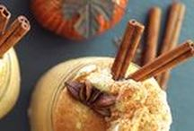 "Pumpkin Spice Latte / It's time for a healthier Pumpkin Spice Latte! ""Theirs"" has 50 grams of sugar, artificial flavors, and preservatives. Ours has 23 grams of fiber, just 3 grams of sugar, and tastes AMAZING!"