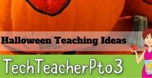 ** Halloween Teaching Ideas ** / Halloween teaching ideas for primary school students and teachers. Craft and downloadable printable resources.