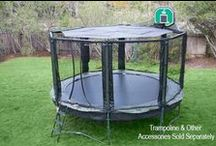 ACCESSORIES / Includes the #trampoline necessities and #accessories for doubling up the fun with #JumpSport #backyard #trampolines! / by JumpSport Trampolines