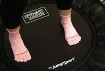 WORKOUT WEAR / Great finds to #wear when #workingout / by JumpSport Trampolines