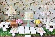 Dessert & Sweet Tables