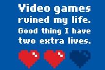 video games / by Elle Grayson (K)