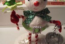 christmas / by Sandi Dubble