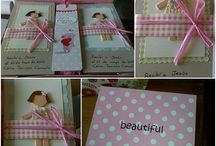 Invitations / by My Cutie Scrap and Parties