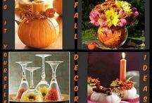 Fall Ideas / by Megan Lester