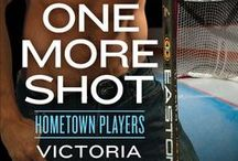 One More Shot (Hometown Players book 1) / Images and inspirations for my first novel, One More Shot. An angsty second chance romance about high school best friends Jessie and Jordan. Buy your copy here: http://amzn.to/1Wn4kXh