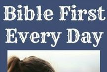FAITHFUL FAM :: Bible & Character Building / Resources for Bible memorization, Christian resources and character building--for parents AND kids.