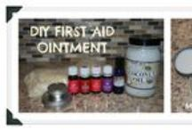 Essential Oils / We LOVE our Young Living Essential Oils!!  I am continually amazed at how well the oils work on all kinds of things!!  If you would like to know more, you can visit www.youngliving.com.  My referrer/sponsor number is 1730445.