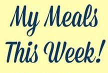 HEALTH :: Meal plans/Full Recipes / menus, plans, recipes