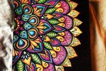 Things I Like: Mandalas / My love for mandalas