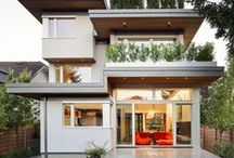 Dream Homes / Beautifully designed homes in all styles