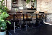Cafe // Restaurant
