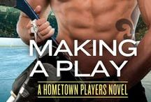 Making a Play (Hometown Players book 2) / Inspirations for/from Making a Play, the friends-to-lovers story of Luc and Rose.  http://amzn.to/1h7mT1R