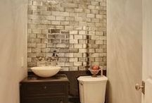 bathrooms / by Brandy Campbell