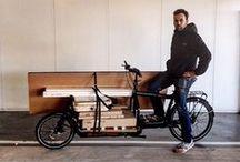 Bullitt cargobike / De Bullitt van Larry vs Harry is een echt werkpaard, ik rijd er zelf al enkele jaren mee rond. Supersterk en betrouwbaar! De fiets kan ingezet worden voor echte cargo maar ook voor de kindjes. De Bullitt is ook elektrisch verkrijgbaar en er is een grote keuze in afmontage mogelijk.