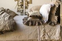 Dreamy bedrooms / by Roseanna Bogley