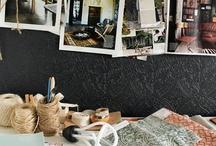 Studio / by Roseanna Bogley