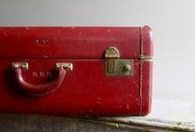 red / by Roseanna Bogley