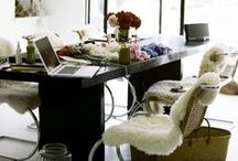 conducive to working... / work spaces to inspire...