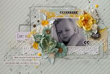 scrapbooking / by Michelle Last Stampin' Up! Demo
