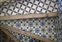 under foot... / kilim, encaustic, brick, polished concrete, rag rugs, wool, resin, tile, carpet, marble, stone, rug, hide