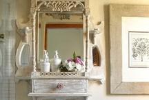 Baños con estilo / Baños que invitan a relajarte, bellos, modernos, clásicos, rústicos o campestres.