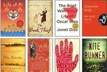 Never Too Many Books / Books, books, books!