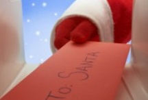 Christmas / by Amanda Saldaña