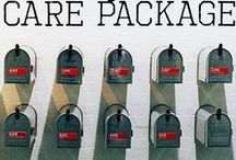 Featured Care Packages / Care packages I've made (and you can too!). Perfect for military, college students, and missionaries.