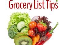 Grocery Tips! / by Amanda Saldaña