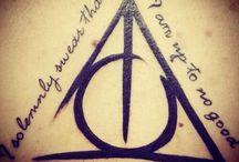 Tattoos / by Amanda Saldaña