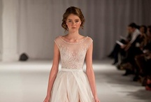 Aisle-Worthy / Wedding & Runway looks / by Abigail Ho