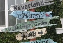 Mimsie's Garden Whimsies / Lawn/outdoor games, garden art, fun ideas that serve a major purpose - bringing one joy! / by Valerie Ohle