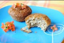 Magdalenas, muffins y cupcakes
