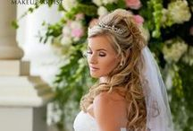 My Wedding Makeup / Weddings that I have done makeup for. Go to www.karawinslow.com to see full portfolio.