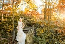 Fall Weddings / Our Fall Wedding Collections