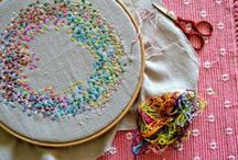 Cross Stitch & Embroidery / Patterns, tips, and tricks for cross stitch and embroidery. / by Jo, My Gosh!