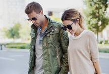 Couples Fashion! Love is all we need :)