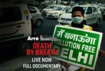 Death By Breath | Trailer | An Arre Indian Express Documentary on Delhi's Pollution / With Delhi continuing to be the most polluted city in the world, the government is hell bent on getting back odd-even for good. Arré and The Indian Express investigate how the city breathes under a blanket of smog. Death By Breath: An Arre Indian Express documentary on Delhi's pollution, coming soon on http://www.arre.co.in